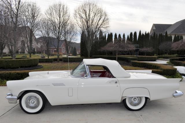 1957 Ford E Code Thunderbird T Bird
