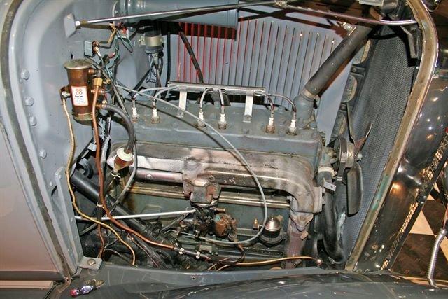 1930 Dodge Brothers Vanguard Motor Sales