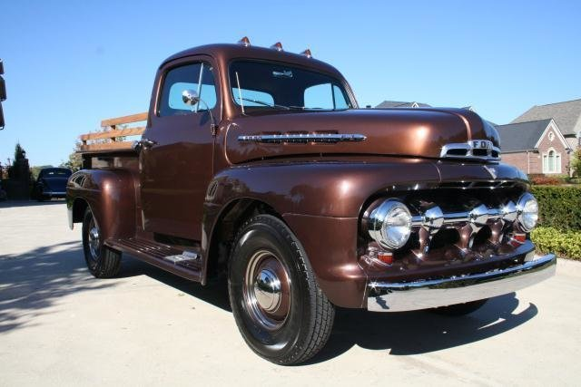 1951 Ford F-350 Series
