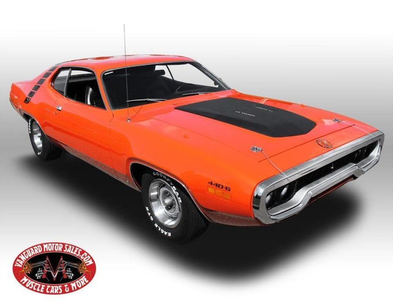 1971 Plymouth Roadrunner | Vanguard Motor Sales