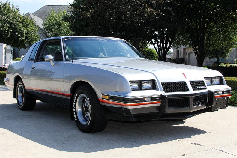 1986 Pontiac Grand Prix Classic Cars For Sale Michigan