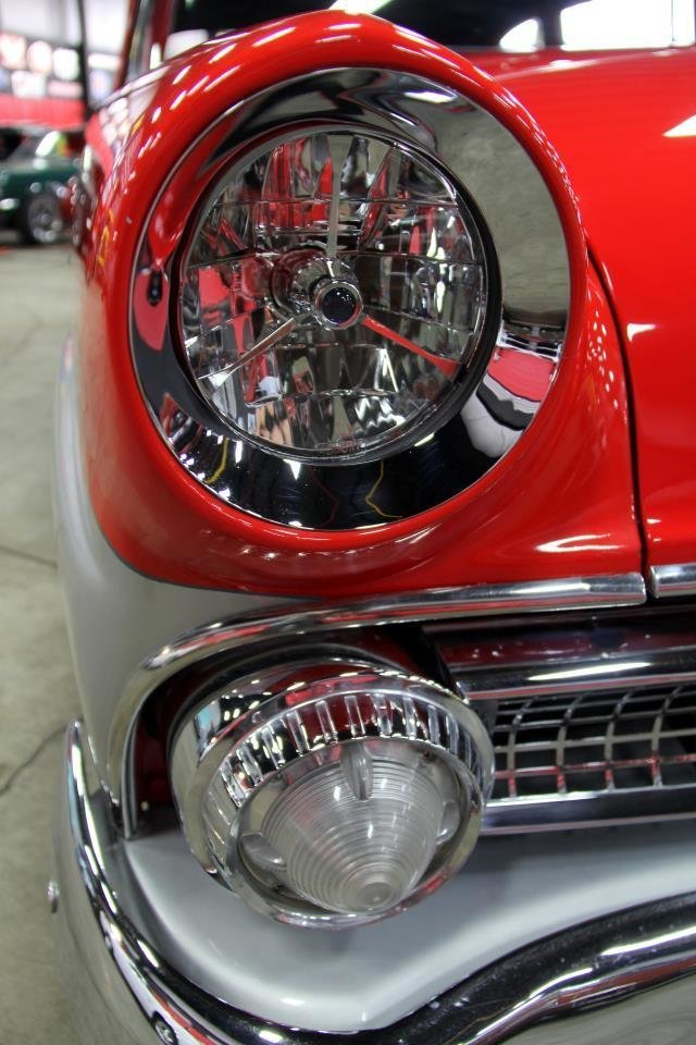 1955 Ford Fairlane   My Classic Garage