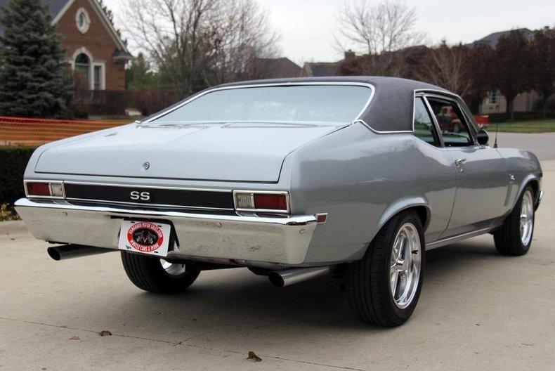 1969 Chevrolet Nova Ebay
