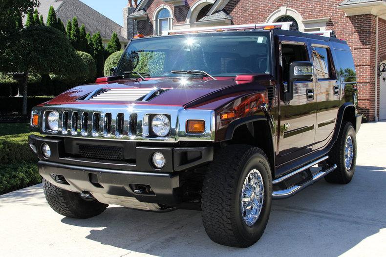 2007 Hummer H2  Vanguard Motor Sales