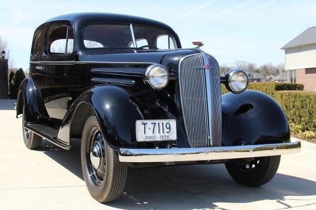 1936 1936 Chevrolet Sedan For Sale