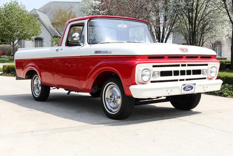 1961 ford f100 vanguard motor sales for Vanguard motor sales inventory