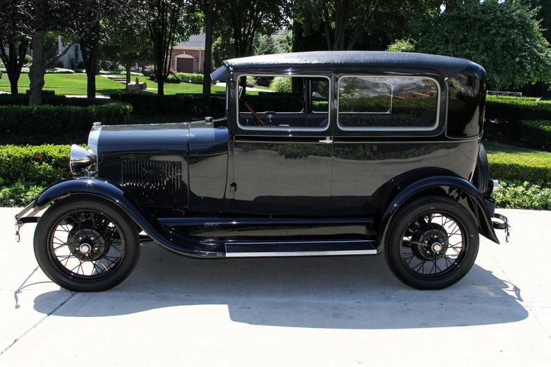 1928 Ford Model A Vanguard Motor Sales
