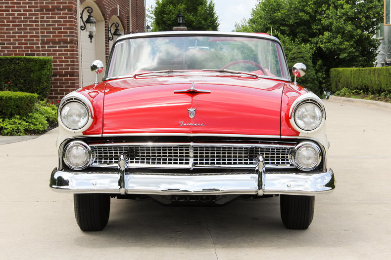 1955 ford fairlane for Sun motor cars used inventory
