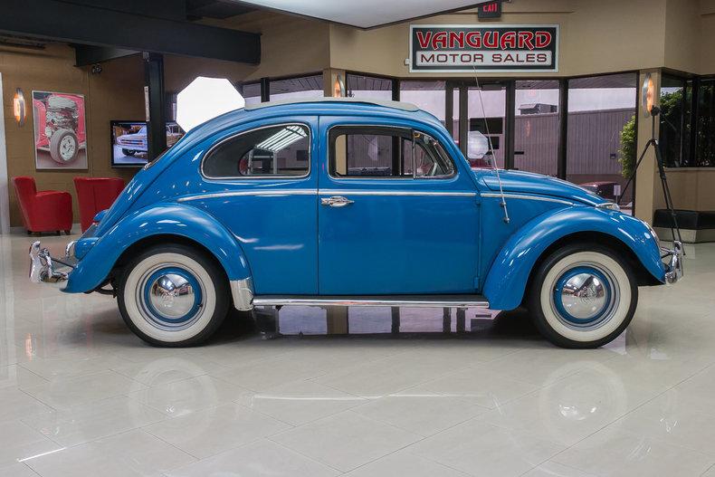 1960 volkswagen beetle classic rag top ebay for Vanguard motor sales inventory