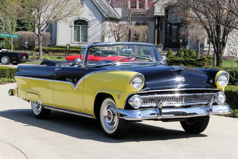 1955 Ford Fairlane Http Www Vanguardmotorsales Com