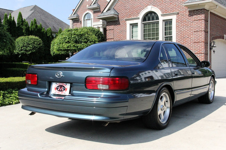 1996 Chevrolet Impala Vanguard Motor Sales