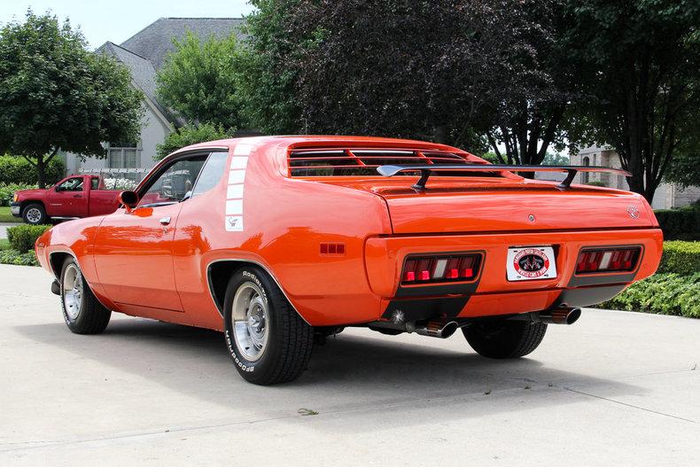 1971 Plymouth Road Runner Vanguard Motor Sales