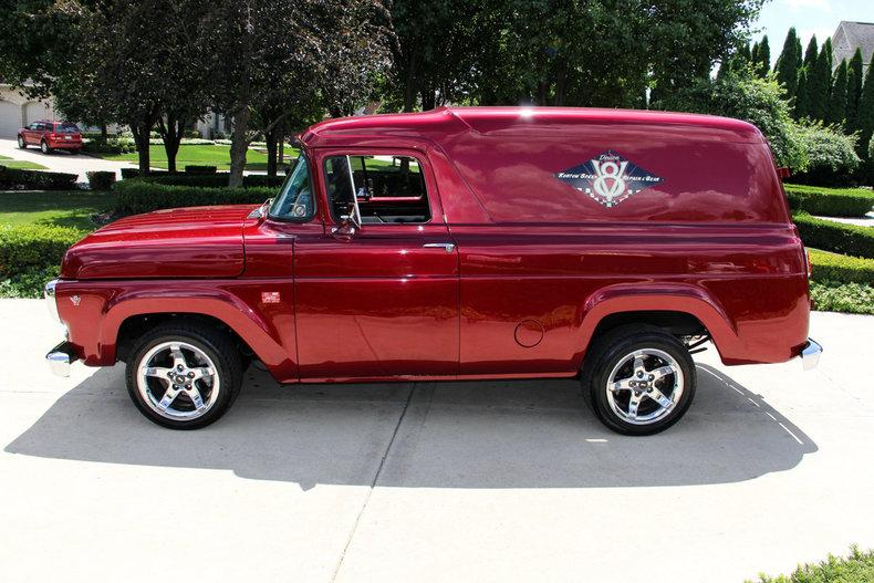 1958 Ford F100 Vanguard Motor Sales