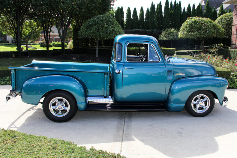 1952 chevrolet 3100 for 1952 chevy pickup 5 window