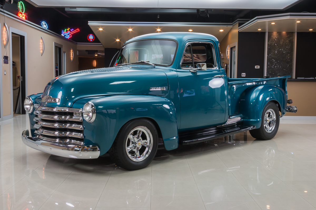Old Antique Cars For Sale >> 1952 Chevrolet 3100 | Classic Cars for Sale Michigan - Antique Muscle Car, Auto Sales, Buy Old ...