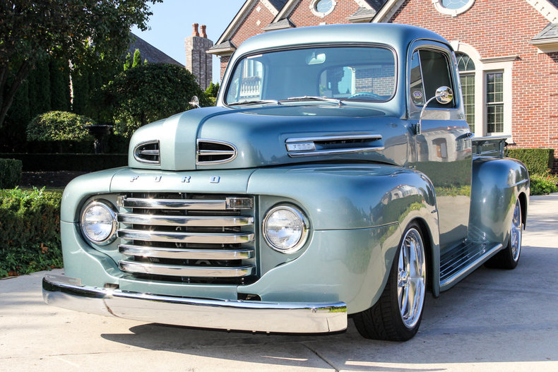 1949 Ford F1 Http Www Vanguardmotorsales Com