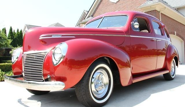 1940 Mercury Street Rod