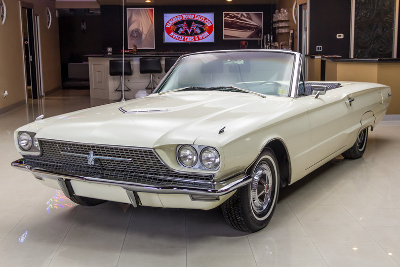 Ford Thunderbird Vanguard Motor Sales Autocars Blog