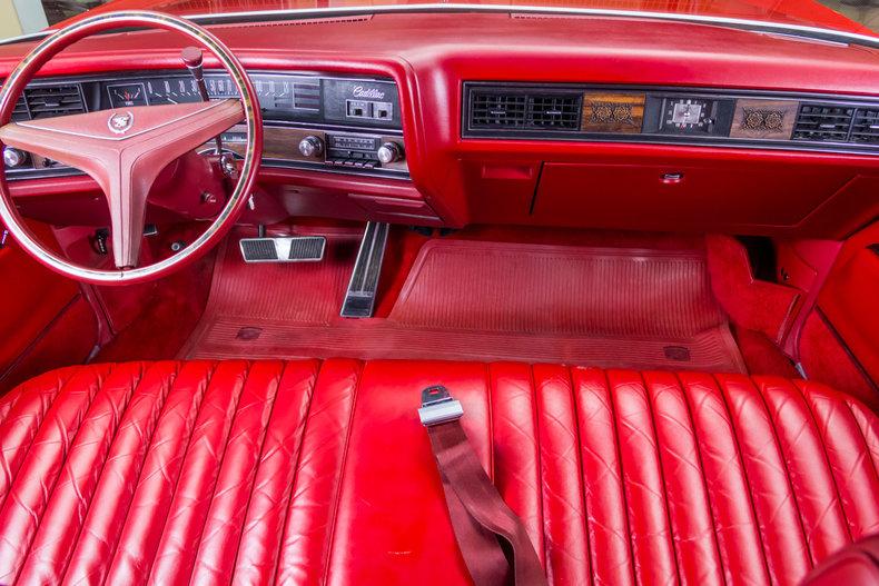 1973 Cadillac Eldorado Vanguard Motor Sales