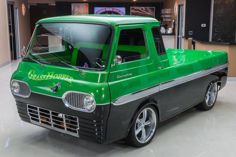 1965 ford econoline pickup ebay for Vanguard motor sales inventory