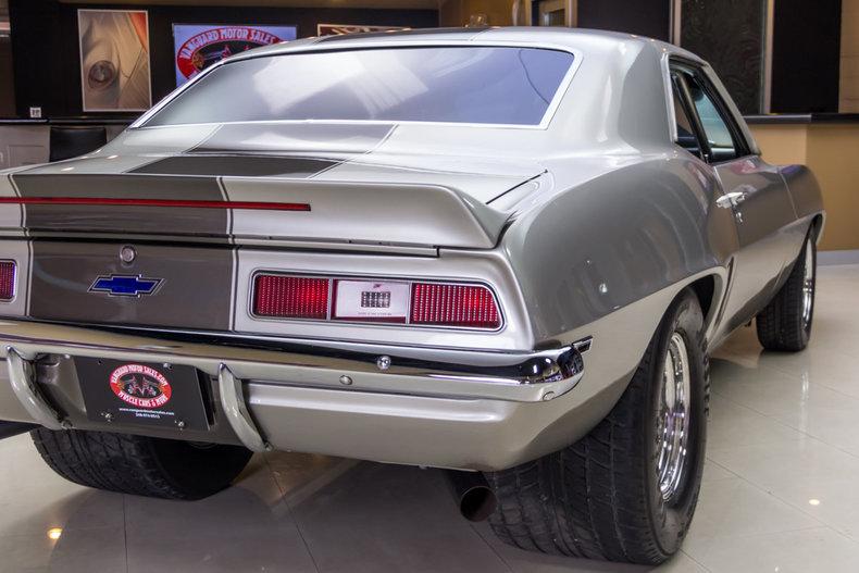 1969 Chevrolet Camaro Vanguard Motor Sales