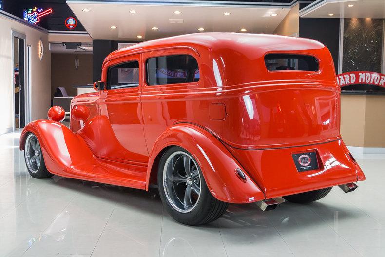 1934 plymouth sedan vanguard motor sales for Vanguard motors plymouth michigan