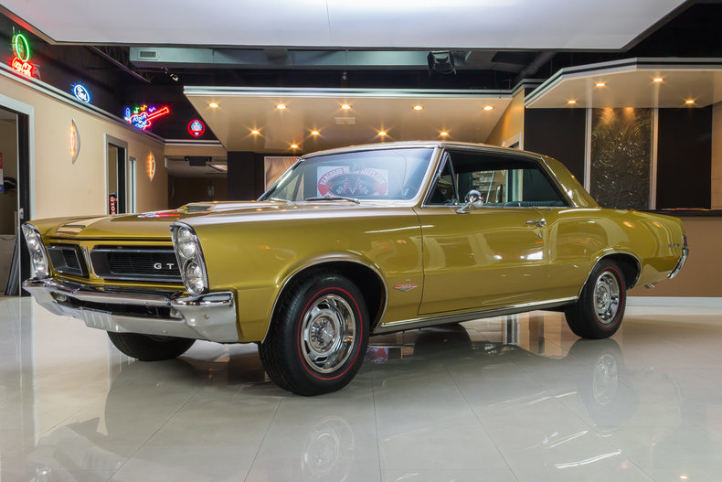 1965 pontiac gto vanguard motor sales for Vanguard motor sales inventory