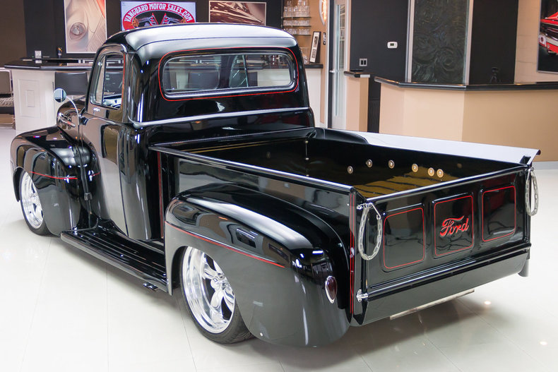 1952 1952 Ford F2 Pickup For Sale