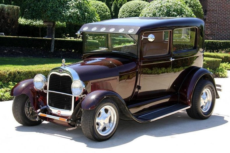1929 Ford Model-A