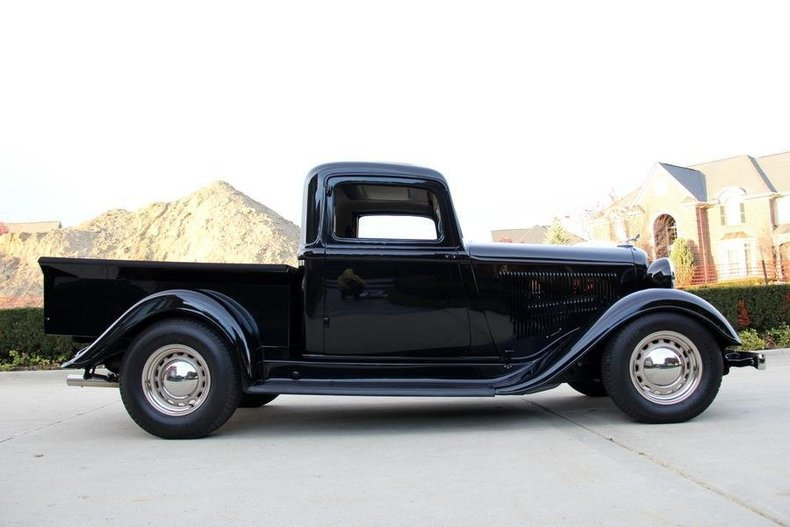 1933 dodge pickup vanguard motor sales for 1933 dodge 4 door