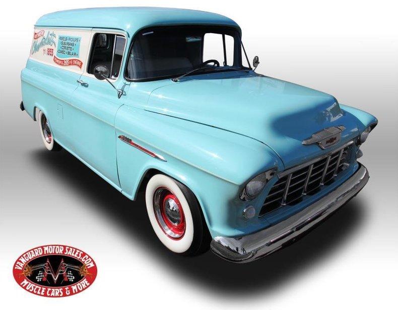 1955 Chevrolet Panel Truck