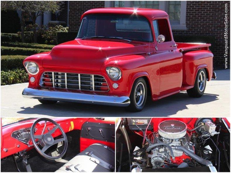 1956 1956 Chevrolet Pickup For Sale