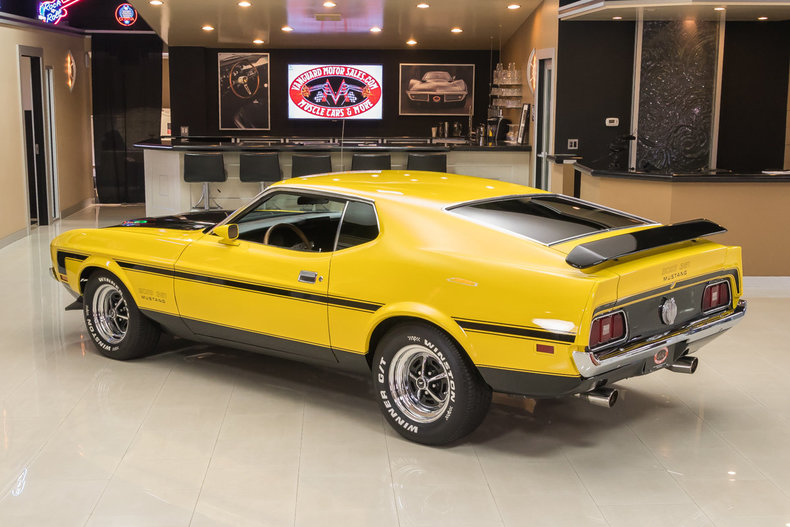 1972 Ford Mustang Classic Cars For Sale Michigan
