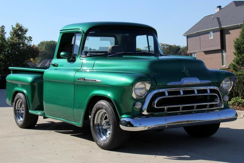 1957 Chevrolet Apache Http Www Vanguardmotorsales Com