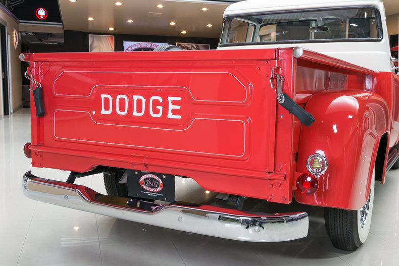 1957 Dodge D100 Vanguard Motor Sales