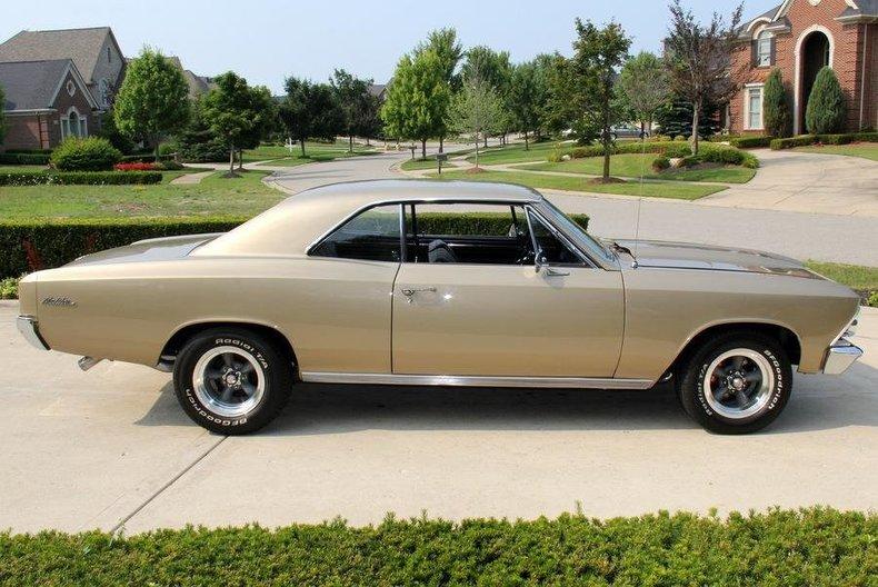 1966 Chevrolet Chevelle Vanguard Motor Sales