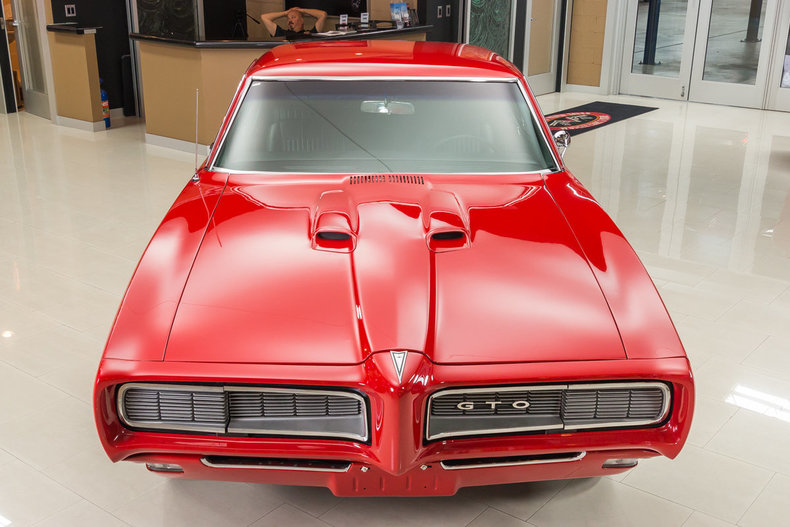 1968 pontiac gto vanguard motor sales for Vanguard motor sales inventory