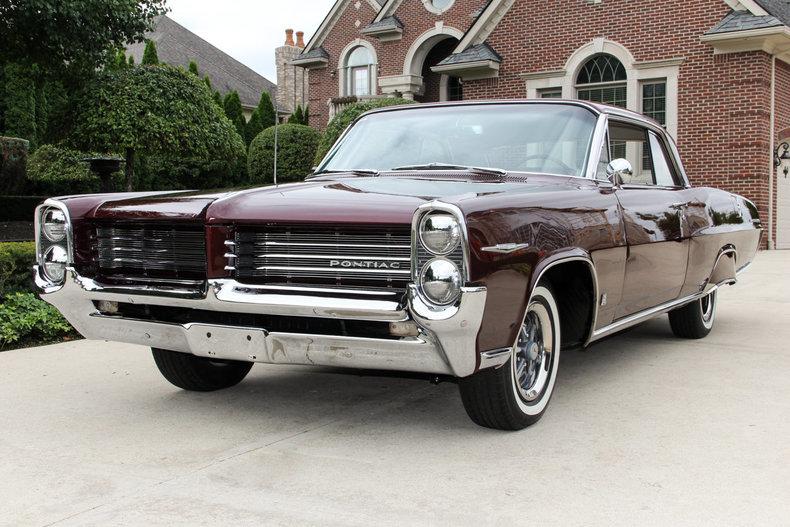 1964 Pontiac Parisienne Http Www Vanguardmotorsales Com