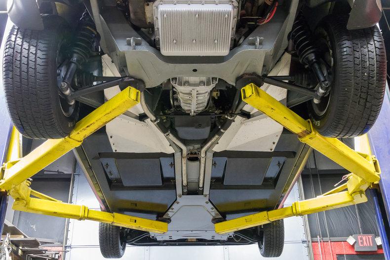 1981 DeLorean DMC-12 Super Sport