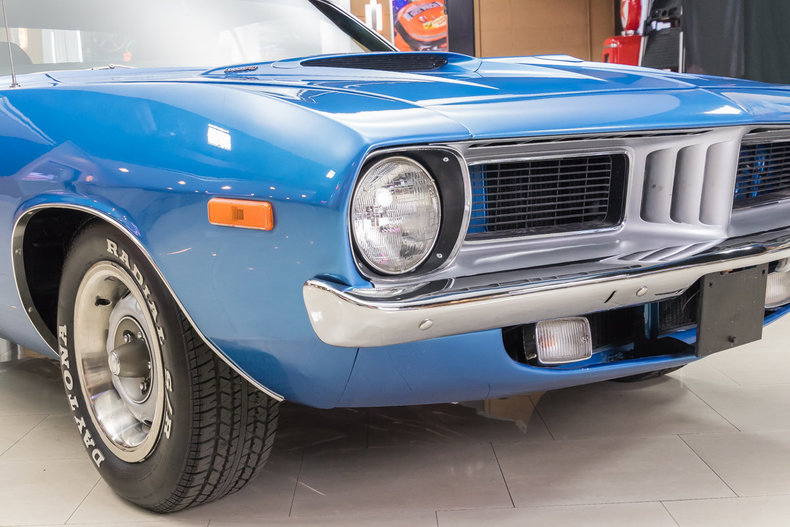 1972 plymouth cuda classic cars for sale michigan for Vanguard motors plymouth michigan