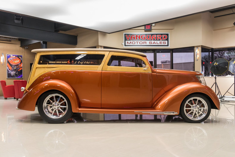 1937 ford woody wagon classic cars for sale michigan for Vanguard motors plymouth michigan