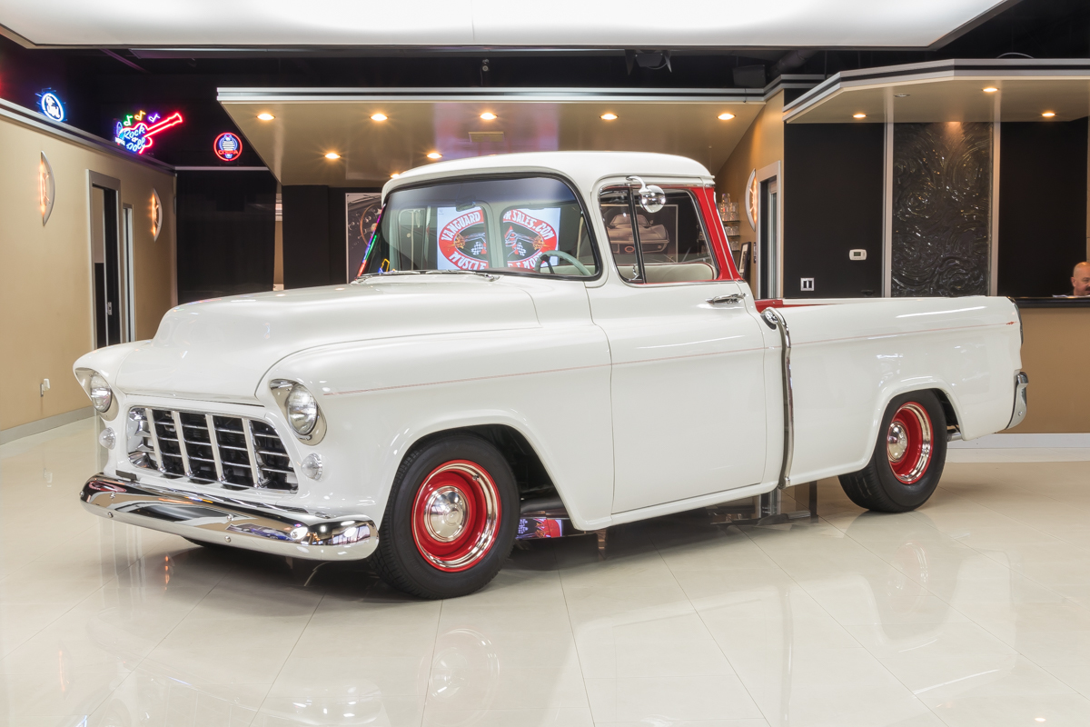 1955 Chevrolet Cameo Classic Cars For Sale Michigan
