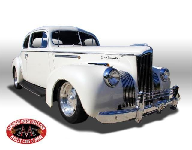 1941 Packard 120 Business Coupe