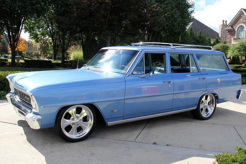 1966 Chevrolet Nova Http Www Vanguardmotorsales Com