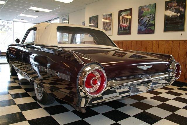 1962 ford thunderbird vanguard motor sales for Vanguard motor sales inventory