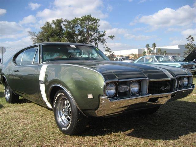 1968 Oldsmobile 442 Vanguard Motor Sales
