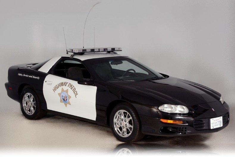 2002 Chevrolet Camaro Image 38