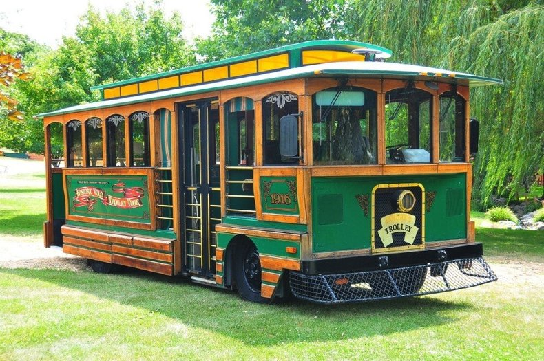 1989 Chance Trolley Image 15