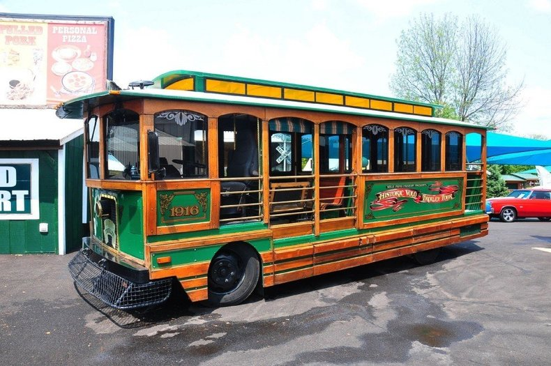 1989 Chance Trolley Image 18