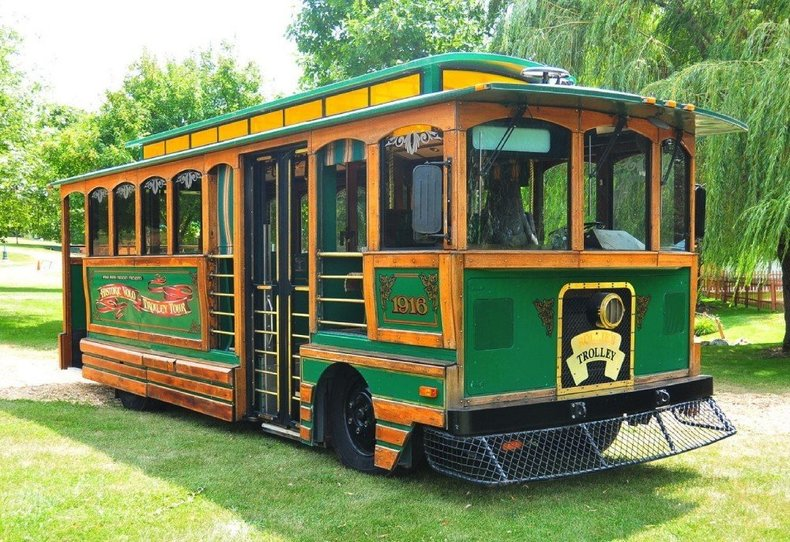 1989 Chance Trolley Image 23